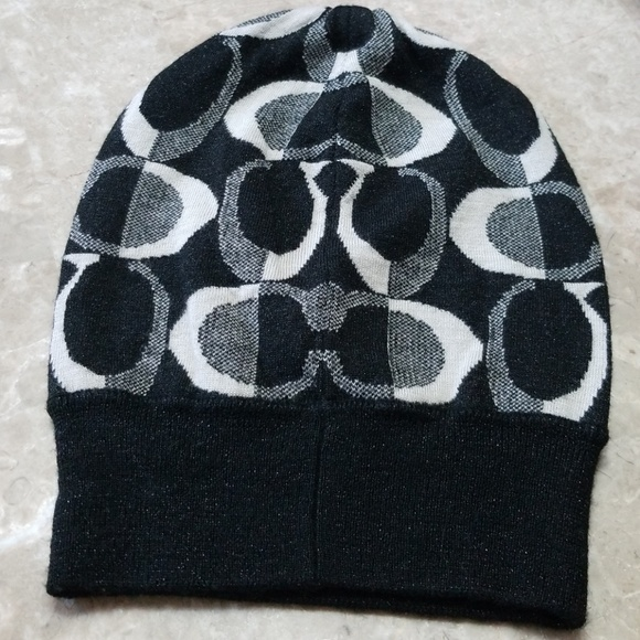 4cec4022dad Coach Accessories - Coach winter Hat